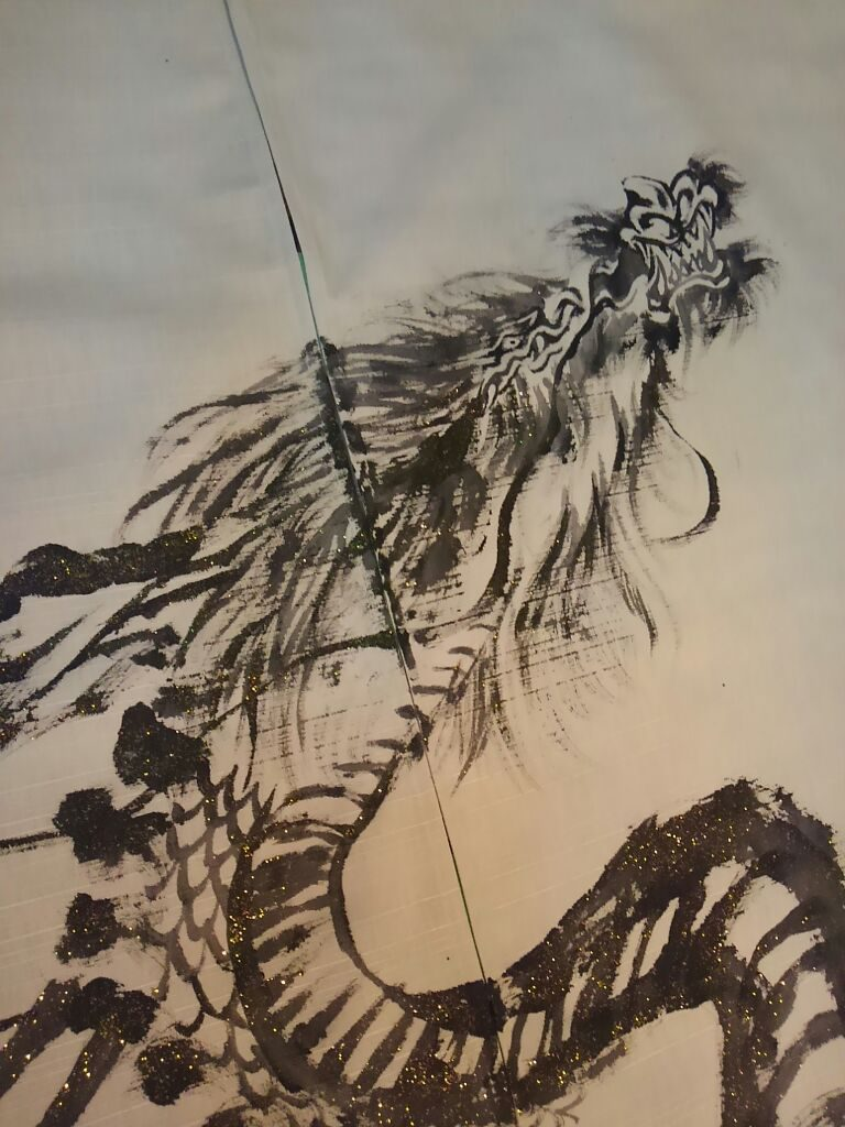 ノレン 昇り龍