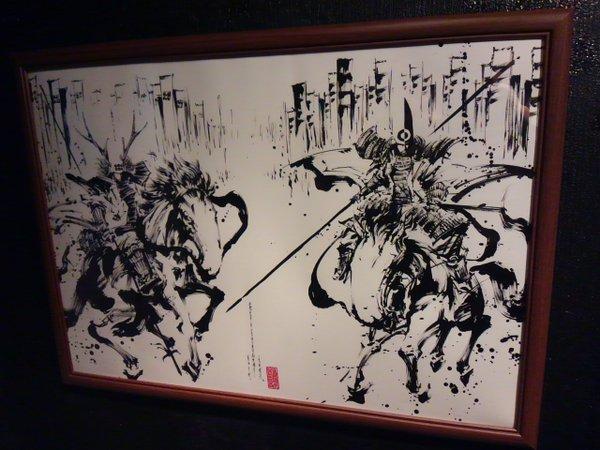 真田幸村と毛利勝永
