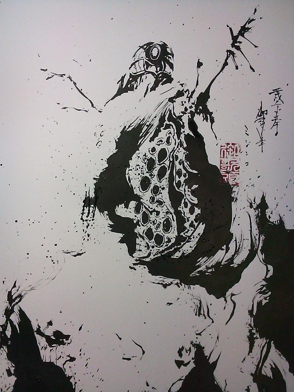 甲殻類ミジンコ