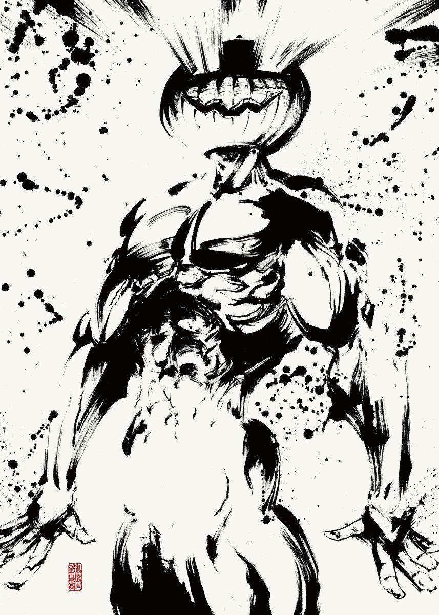 かぼちゃ男