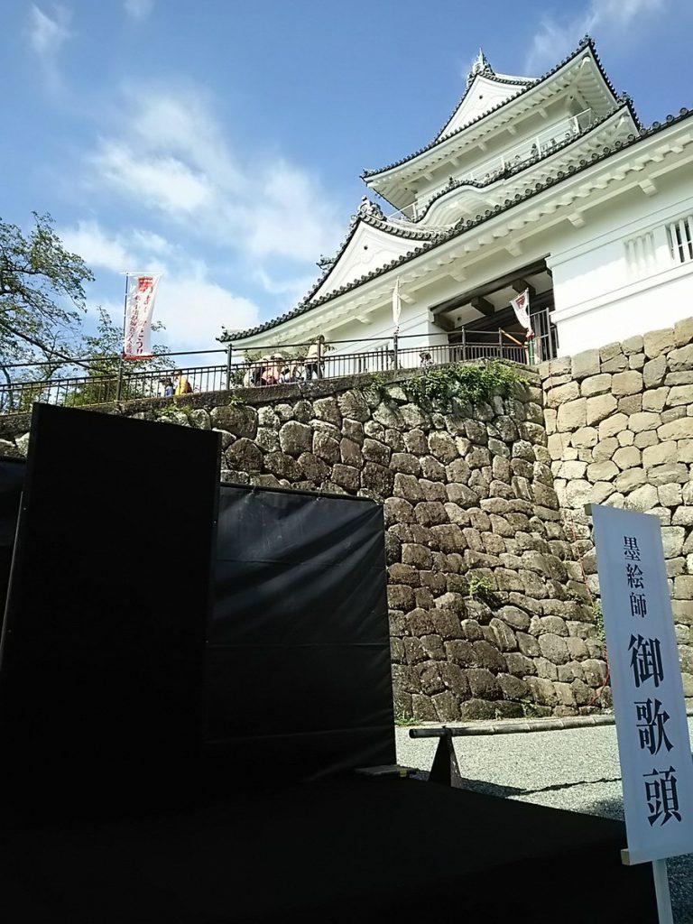 小田原にてお城エキスポ
