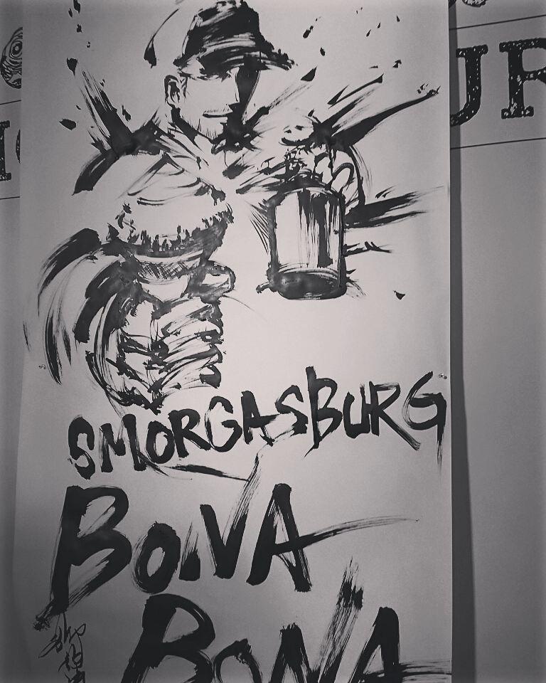 BONABONAさんとCARNALさん