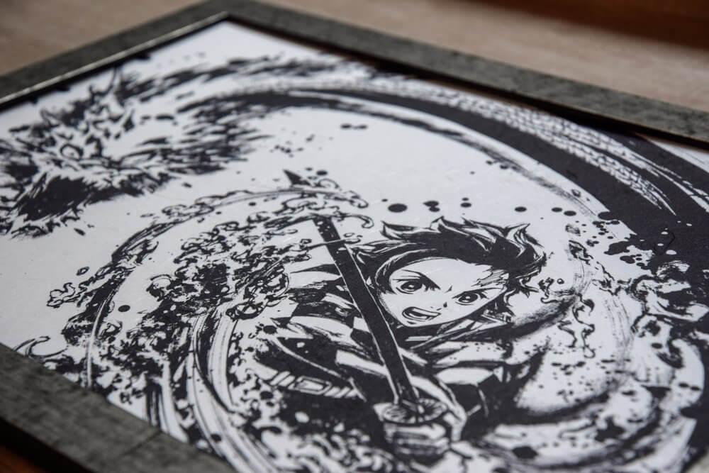 鬼滅の刃 墨絵コレクション